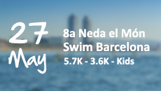4th Neda el Món SwimBarcelona Junior