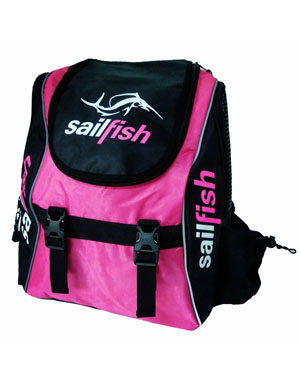 Mochila Sailfish Limited Edition Rosa!