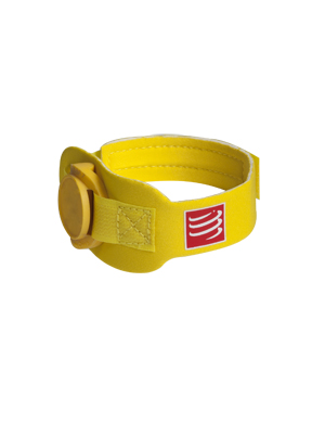 Chip Amarillo y Porta Chip Compressport
