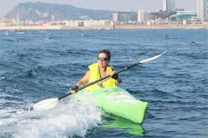 New Safety in Open Water Swimming Clinic for kayakers and paddle surfers